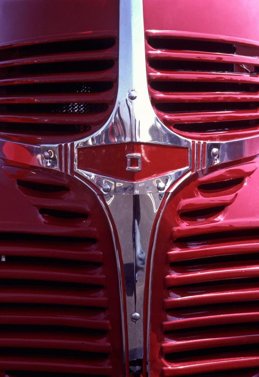 Front End Grille 1946