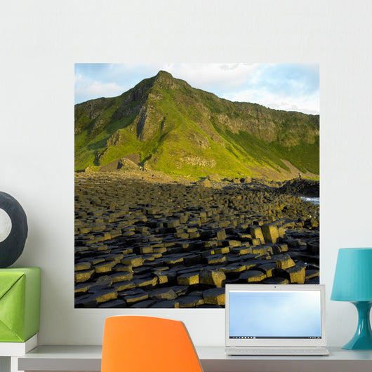 Giants Causeway County Antrim Northern Ireland Wall Mural