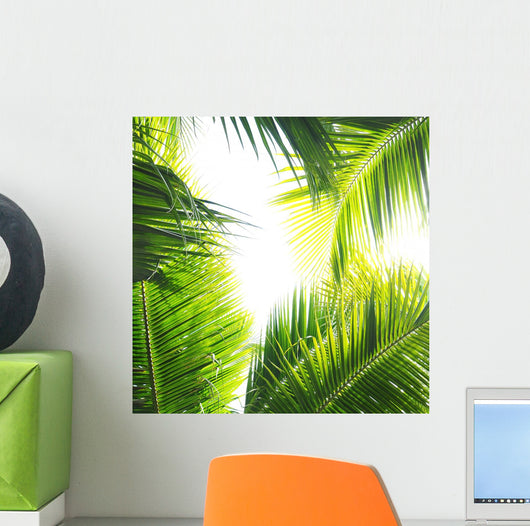 Palm Jungle Wall Mural