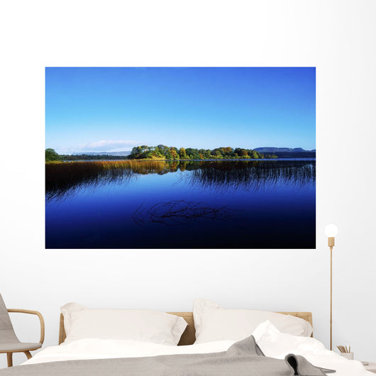 Cottage Island, Lough Gill, Co Sligo, Ireland Wall Mural