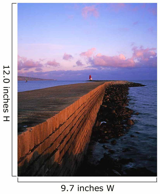Dublin Bay, Co Dublin, Ireland Wall Mural