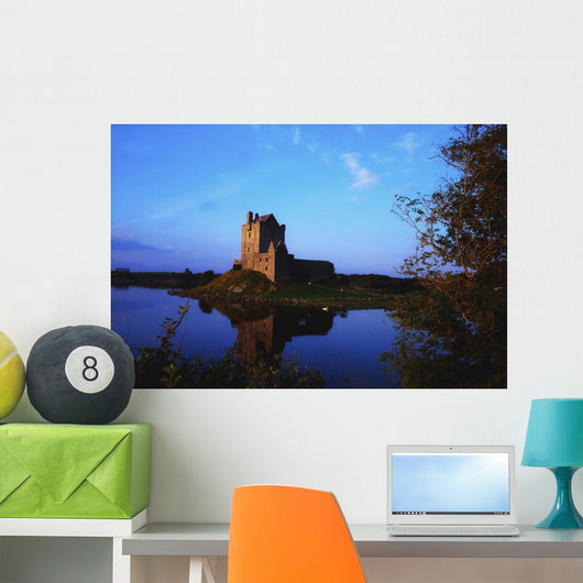Dunguaire Castle, Co Galway, Ireland Wall Mural
