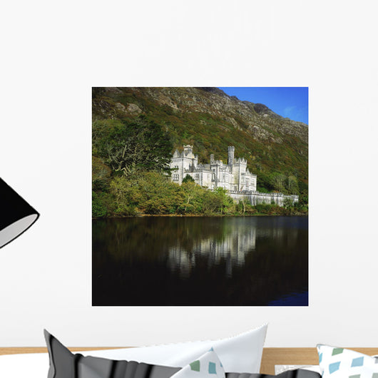 Co Galway, Kylemore Abbey Wall Mural