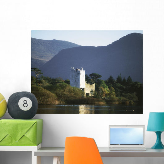Co Kerry, Killarney, Ross Castle Wall Mural