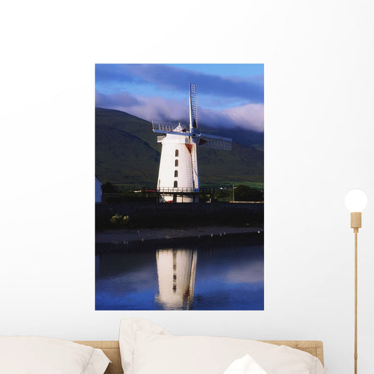 Blennerville Windmill, Tralee, Co Kerry, Ireland Wall Mural