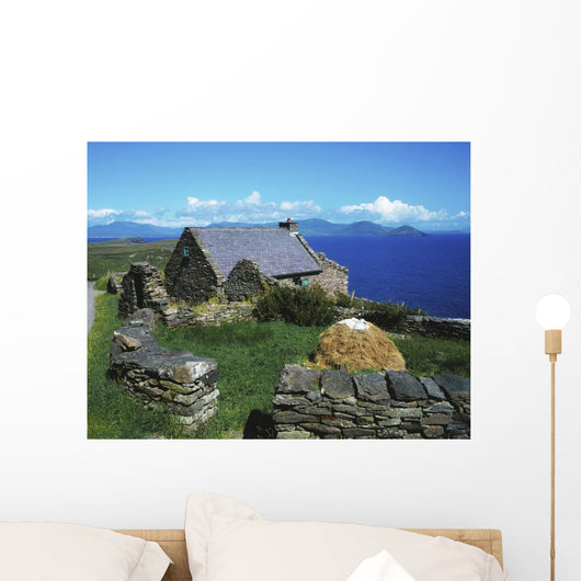 Ballinskelligs, Iveragh Peninsula, County Kerry, Ireland Wall Mural