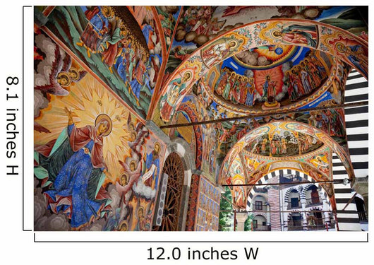 Holy Virgin Rila Monastery