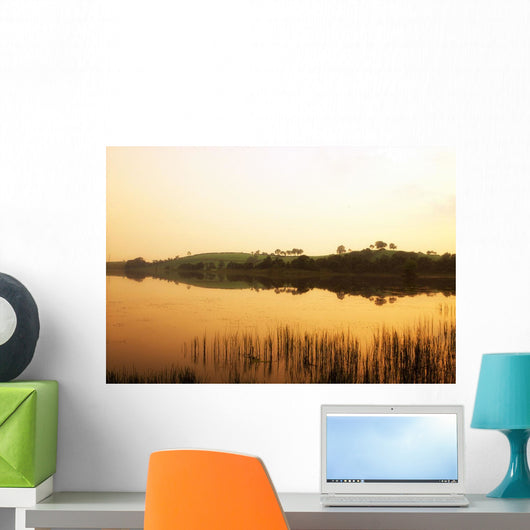 Lough Muck, County Tyrone, Ireland Wall Mural