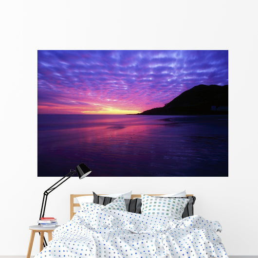 Sunrise At Bray Head, Co Wicklow, Ireland Wall Mural