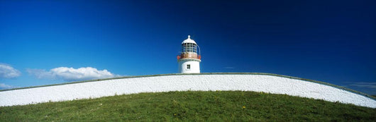 Lighthouse At St John's Point, Donegal, Ireland Wall Mural
