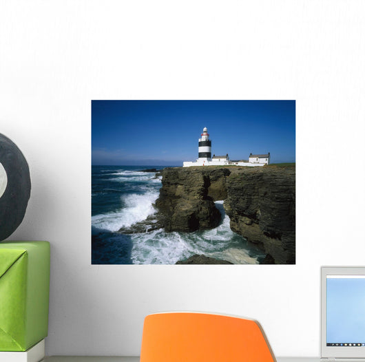 Hook Head Lighthouse, Co Wexford, Ireland Wall Mural