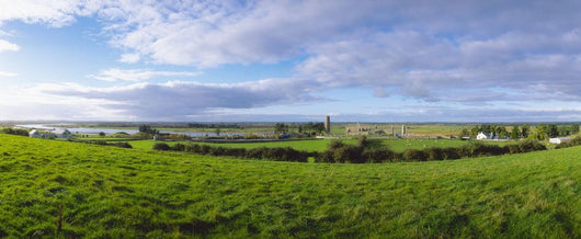 Clonmacnoise, Co Offaly, Ireland Wall Mural
