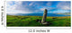 Ogham Stone, Dunmore Head, Dingle Peninsula, Co Kerry, Ireland Wall Mural