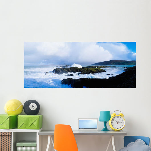 Seascape, West Cork, Ireland Wall Mural
