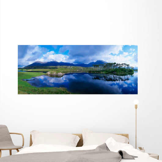 Lough Derryclare, Connemara, Co Galway, Ireland Wall Mural