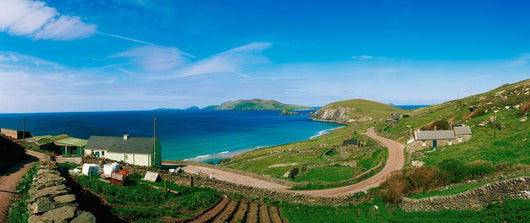 Slea Head & Blasket Islands, Dingle Peninsula, Co Kerry, Ireland Wall Mural