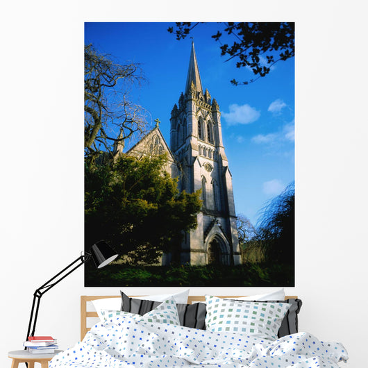 Co Carlow, Myshall Church Dedicated To, Constance Duguid Wall Mural