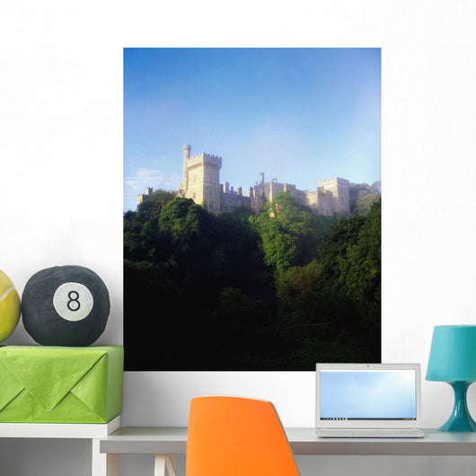 Lismore Castle, Co Waterford, Ireland Wall Mural