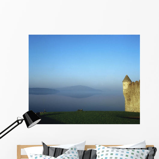 Parkes Castle, Lough Gill, County Leitrim, Ireland Wall Mural