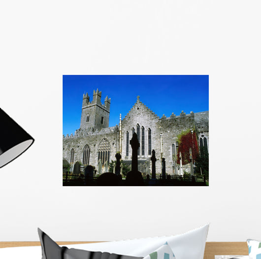 St Mary's Cathedral, Co Limerick, Ireland Wall Mural