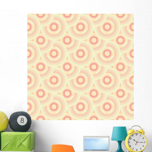 Seamless Wallpaper Pattern Wall Mural