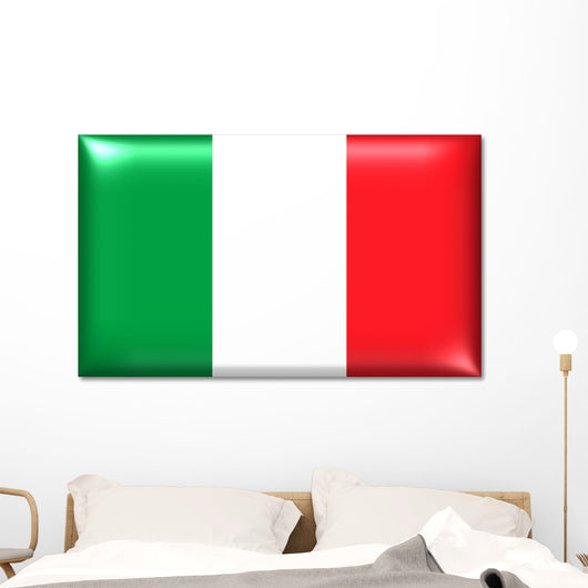 italien fahne italy flag Wall Decal