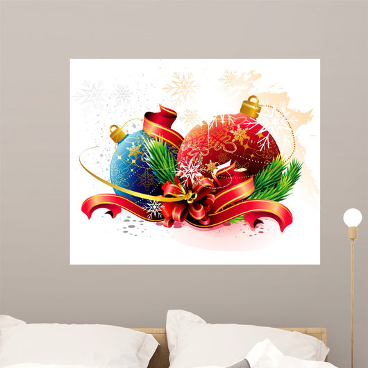 Christmas Vector Wall Decal