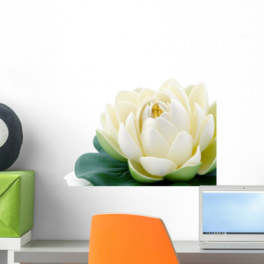 Lotus blossom Wall Decal