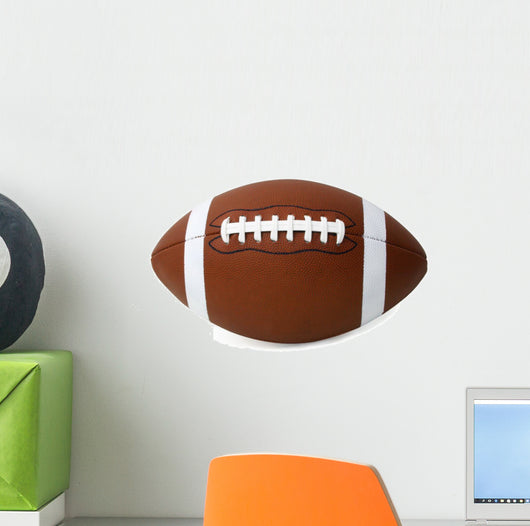 American Football Wall Decal