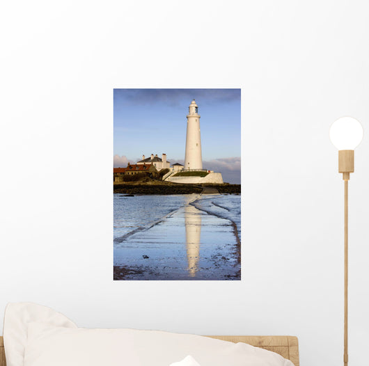 Lighthouse Wall Mural