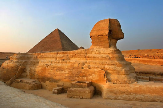 The Great Sphinx Wall Mural