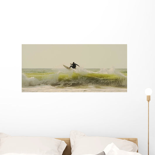 Surfer Wall Mural
