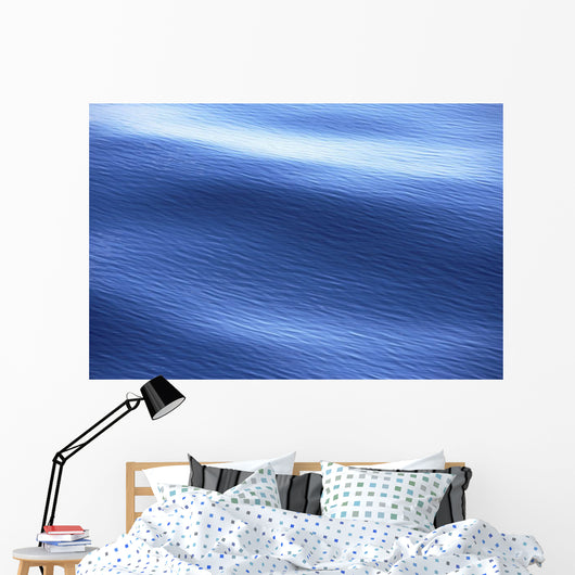 Ocean Surface Wall Mural