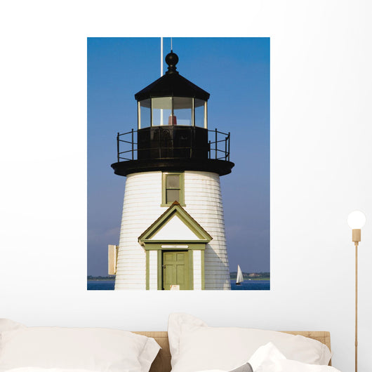 Brant Point Lighthouse Wall Mural
