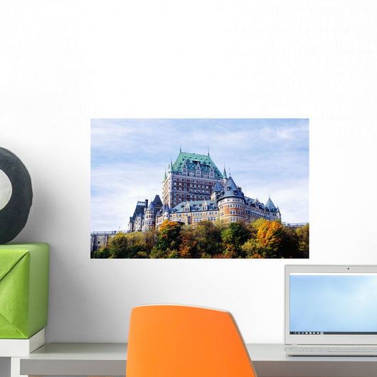 Chateau Frontenac Wall Mural