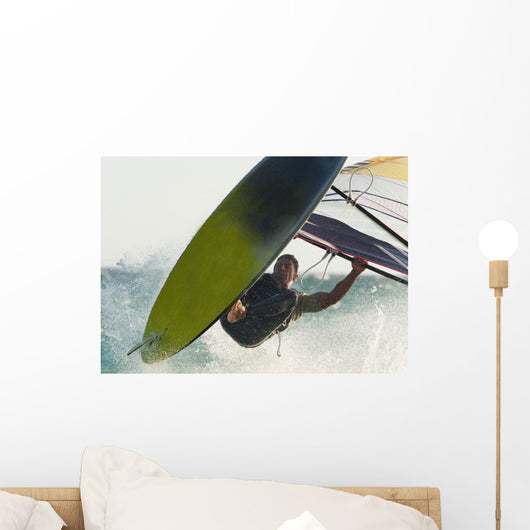 A Windsurfer Wall Mural