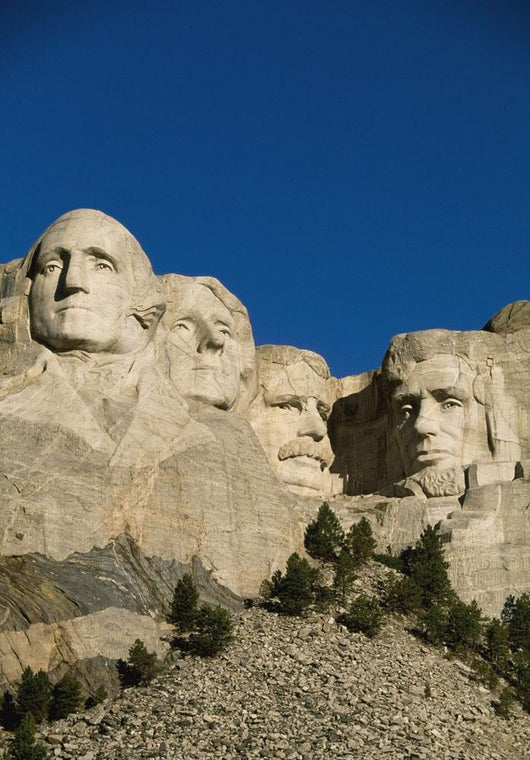 Mount Rushmore Wall Mural