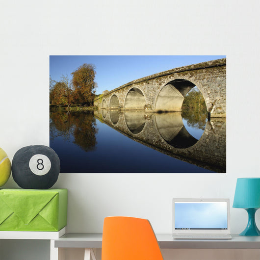 Bridge Over River Nore Wall Mural