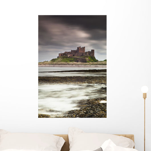Bamburgh Castle Wall Mural