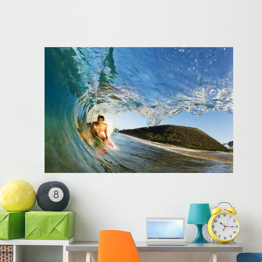 Sunrise Light Wall Mural