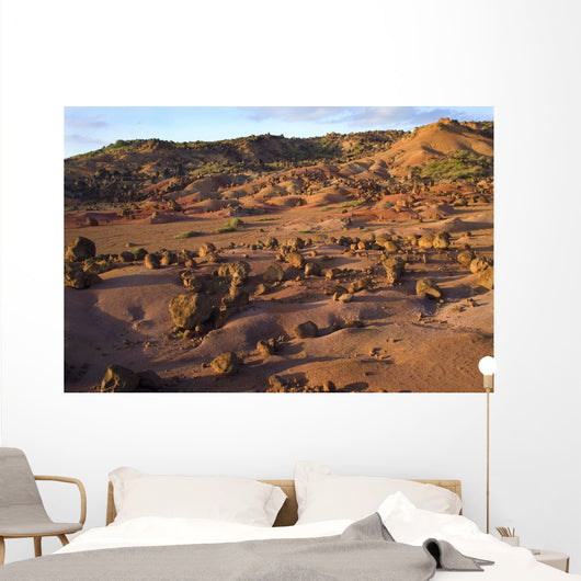 USA, Hawaii, Garden Of Gods Wall Mural