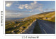 Road Along The Burren Coastline Region Wall Mural