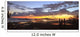 View Of Cabo San Lucas At Sunset Wall Mural