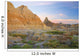 Red Sunrise On The Hills Of Badlands National Park Wall Mural