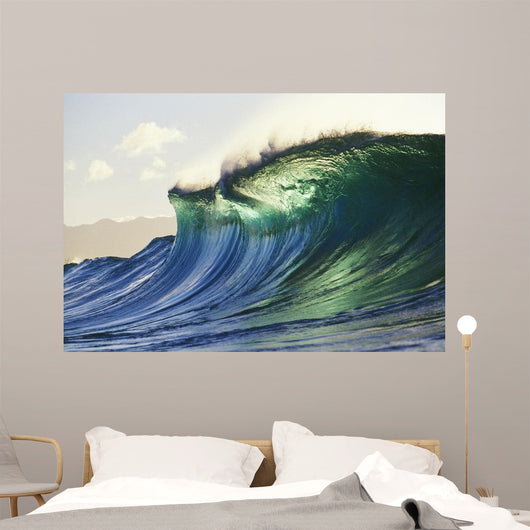 Hawaii, Oahu, North Shore Wall Mural