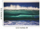 Hawaii, Oahu, Waves Crashing On The Waianae Coast Wall Mural