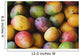 Ripe Mangoes For Sale At Chinatown Market Stall Wall Mural