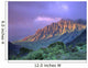 Purple Sky A41F Wall Mural