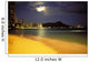 Bright Yellow Sand Skyline Illuminated Wall Mural