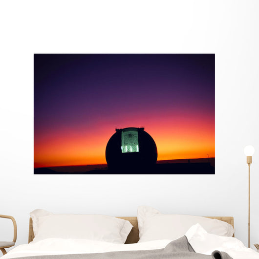 Open Dome Wall Mural
